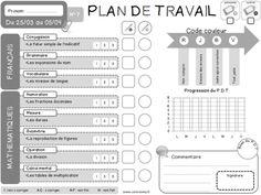 CM - Plan de Travail - Feuille de route