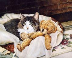 Кошки Sueellen Ross. Обсуждение на LiveInternet - Российский Сервис Онлайн-Дневников