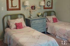 unexpected elegance girls room