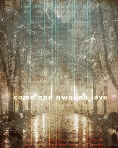 Come and Awaken Love