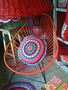 este loco corazón: sillón guatemala