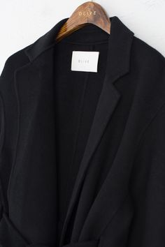 Olive - Handmade Simpe Long Coat, Black, £279.00 (http://www.oliveclothing.com/p-oliveunique-20161207-021-black-handmade-simpe-long-coat-black)