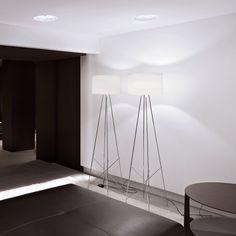 Ray F Modern Floor Lamp designed by Rodolfo Dordoni from FLOS