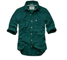 Abercrombie and Fitch Blackish green Shirt Jean Shirts, Boys Shirts, Abercrombie Fitch, Best Dressed Man, Mens Trends, Henley Shirts, Swagg, Mens Fashion, Slytherin