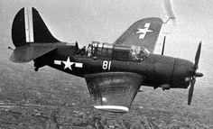 The Curtiss SB2C Helldiver