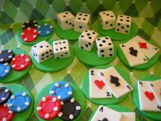 vegas cupcake idea