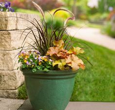 Cool 35+ Foremost Fall Container Gardening Ideas https://decoredo.com/9748-35-foremost-fall-container-gardening-ideas/