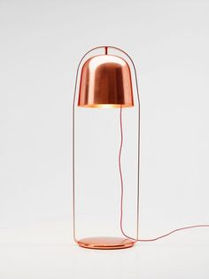 martha / copper lamp