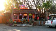 Del Rio Cantina in Gruene, Texas