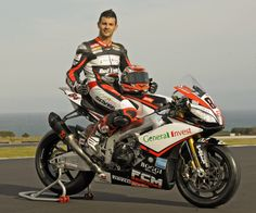 Michel Fabrizio - Team Red Devils Roma WSBK 2013