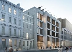 Nicholas Hare Architects - UCL Student Centre