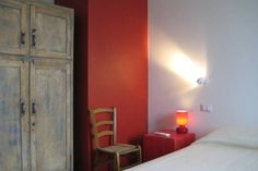 Camera Pomodoro / Tomato Room Agriturismo Mantova Hotel Mantova