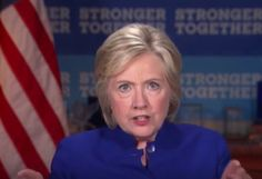 """""""Why Aren't I Fifty Points Ahead?!"""" Watch Unhinged Hillary Go Full Psycho in…"""