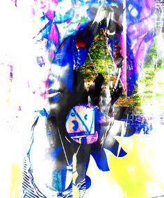 Madame Mazuni, Self Reflecting on ArtStack #madame-mazuni #art