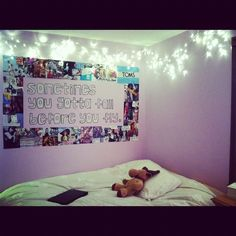 There is an entire Tumblr blog for hipster/indie/tumblr bedrooms and it is absolutely wonderful. Description from pinterest.com. I searched for this on bing.com/images