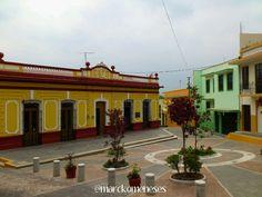 Corredor Carlos Fuentes. Xalapa, Veracruz.