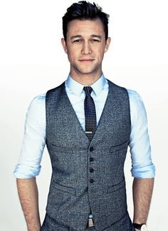 Joseph Gordon-Levitt look Inception