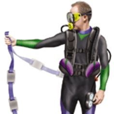 Seven Secrets For Safer Diving Scuba Bcd, Scuba Diving Lessons, Scuba Watch, Scuba Diving Certification, Diving Regulator, Diving School, Secret Safe, Breathing Underwater