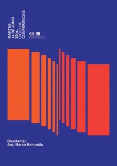 Creative Posters, Colegio, de, Arquitectos, and Behance image ideas & inspiration on Designspiration Line Art Design, Book Design, Layout Design, Web Design, Creative Posters, Cool Posters, Graphic Posters, Award Poster, Behance