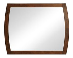 Portage Mirror Walnut from FROY