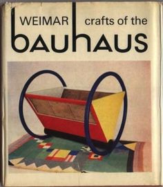 The Bauhaus Designers and Their Designs. CRIB BY PETER KELLER IN 1922, INCORPORATES BAUHAUS ELEMENTS OF TUBULAR STEEL, CANE AND GEOMETRIC FORMS.