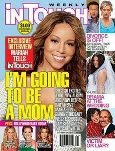 Gossip magazines covers - Life & Style weekly: mariah carey magazine covers