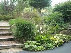 Image result for gardens on a slope
