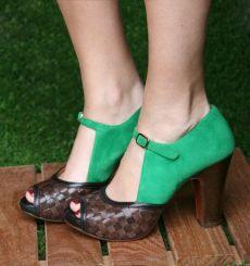 Chie Milhara #cuir #leather