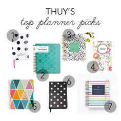 Top Planner Picks