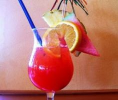 Rezept Cocktail Sex on the Beach von syzeza - Rezept der Kategorie Getränke