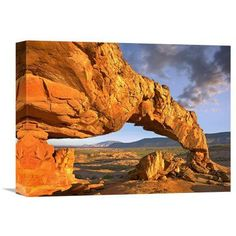 Global Gallery Sunset Arch Escalante National Monument Utah Wall Art - GCS-396218-2432-142