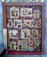 Quilts by Cheri - Country ABC