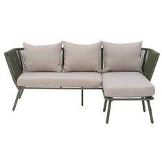 Outdoor Sofa, Outdoor Furniture, Outdoor Decor, House, Home Decor, Chaise Longue, Decoration Home, Home, Room Decor