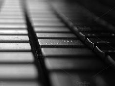 Keyboard by Mihaly on Creative Market