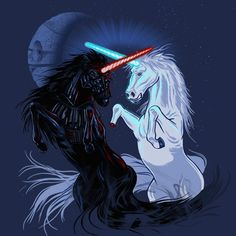 Star-Wars-Unicorns boys might actually like this........    maybe