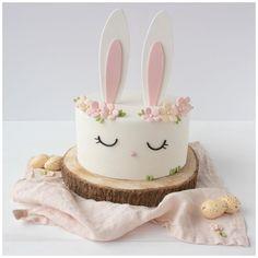 Elegant Birthday Cakes, Birthday Cakes For Men, Birthday Cake For Boyfriend, Pretty Birthday Cakes, Homemade Birthday Cakes, Men Birthday, Birthday Cake Cookies, Peanut Butter Birthday Cake, Bunny Birthday Cake