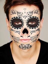 Sugar Skull Temporary Face Tattoo Skull Face & Etsy Source by viviantoninidocasal The post Sugar Skull Temporary Face Tattoo & Skull Face & Day of the Dead & Dia de los Muertos & Calavera & Halloween Costume appeared first on Soap. Sugar Skull Makeup, Sugar Skull Art, Sugar Skulls, Man Skull Makeup, Temporary Face Tattoos, Neck Tattoos, Skull Tattoos, Sleeve Tattoos, Los Muertos Tattoo