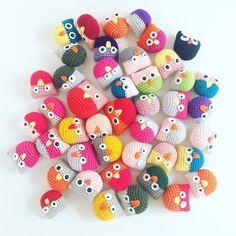 Mesmerizing Crochet an Amigurumi Rabbit Ideas. Lovely Crochet an Amigurumi Rabbit Ideas. Crochet Animal Amigurumi, Crochet Owls, Crochet Diy, Quick Crochet, Crochet Animals, Crochet Pouf, Crochet Hearts, Ravelry Crochet, Beginner Crochet