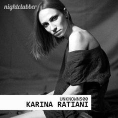 Karina Ratiani - Nightclubber Unknown500