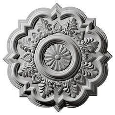 Deria - Urethane Ceiling Medallion - #CM20DR