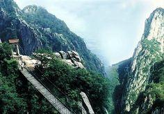 Montañas de Songshan