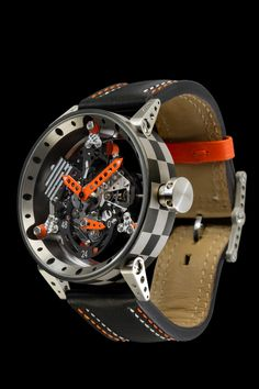BRM manufacture – R50-TN - Watch | Noir Kingdom