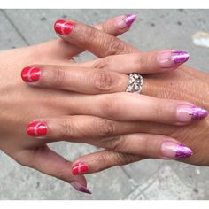 Celebrate Friendship Day by getting a manicure with your closest friend!