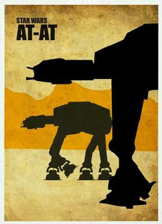 Star Wars Posters: AT-At Walker