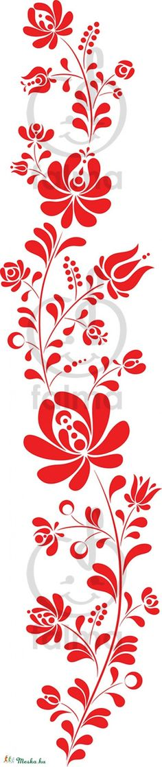 floral bunch pattern for painting embroidery applique love the flourishing amp happy effect of this design - PIPicStats Stencil Patterns, Embroidery Patterns, Hand Embroidery, Stencil Designs, Textile Patterns, Stencils, Hungarian Embroidery, Motif Floral, Fabric Painting