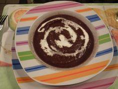 Recette - Soupe au chou rouge | 750g