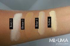 como usar corretivo mary kay yellow beige yvory bronze resenha dheise oliveira maquiagem teofilo otoni