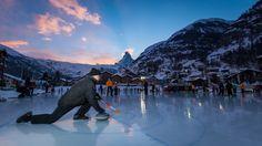 Zermatt Horu Trophy, Curling, Wallis  www.valais.ch