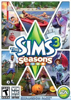 #Halloween #HalloweenCostume -  The Sims 3 Seasons / http://www.holidaygoodness.com/the-sims-3-seasons-2/