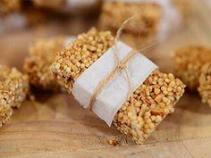 Barra de Cereales Patricia Gabriel - Cocina sin gluten